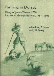 Farming in Dorset